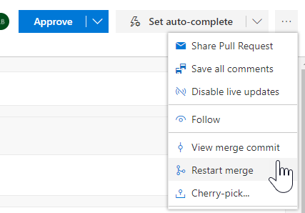 Reviewing VSTS pull requests locally